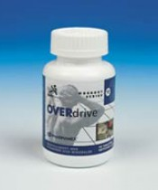 OverDrive designed for hard-working bodi