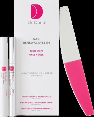 Nail renewal system